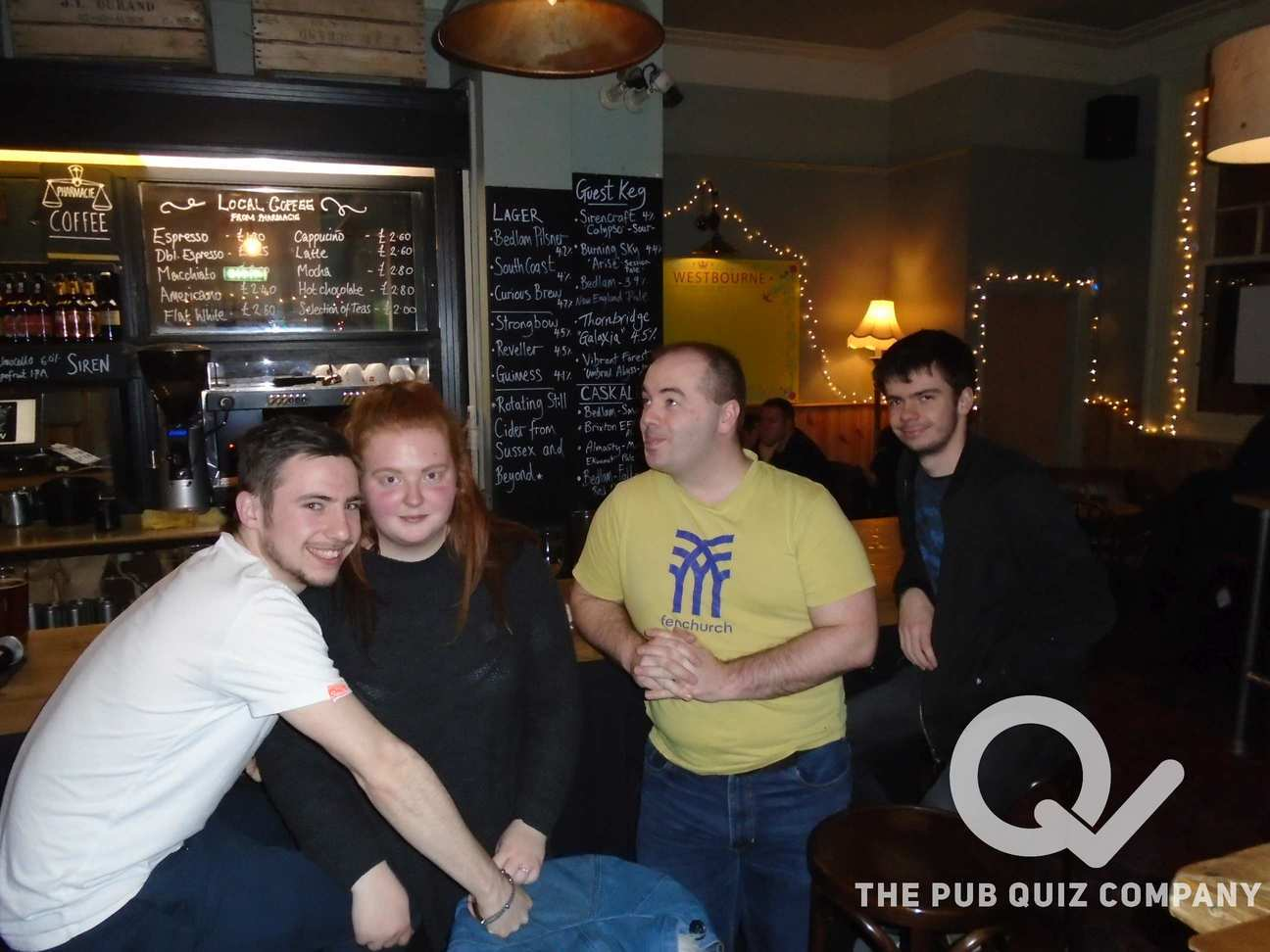 The Westbourne - Tuesday 13th March 2018