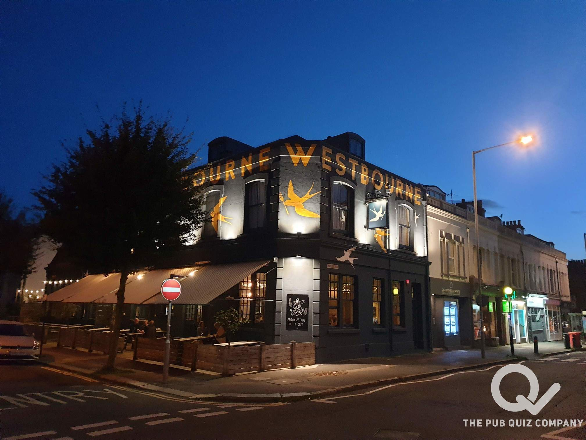 The Westbourne - Tuesday 20th August 2019